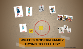 WHAT IS MODERN FAMILY TRYING TO TELL US?