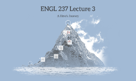 ENGL 237 Lecture 3
