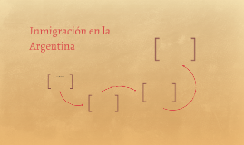 Inmigración en la Argentina