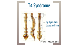 T4 Syndrome