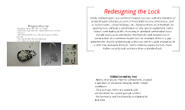 Reinventing the Lock