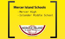 Mercer Island Schools