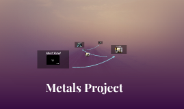 Metals project
