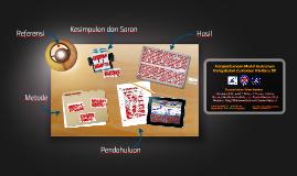 Pengembangan Model Instrumen Pengukuran Customer Interface 8