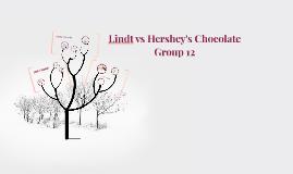 Lindt vs Hershey's