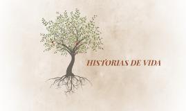 HISTORIAS DE VIDA  unidad 4 Lengua COI