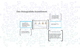 Den demografiska transitionen