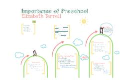 TSEM Preschool Necessity