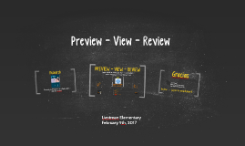 Copy of Preview - View - Review