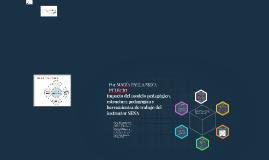 Copy of Impacto del modelo pedagógico, estructura pedagógica y herra