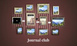 Journalclub