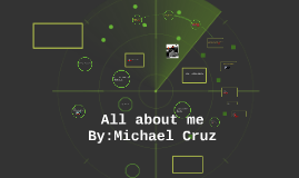 All About Me 7 Cruz,Michael
