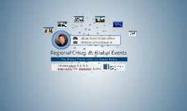 Regional Crises Global Events (GMR Conference Klagenfurt Apr. 2018)