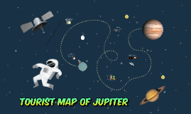 Tourist Map of Jupiter