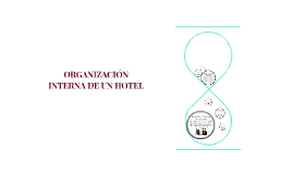 Copy of ORGANIZACIÓN INTERNA DE UN HOTEL