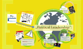 """Political Leadership"":"