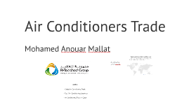 Air Conditioners trade: Qatar
