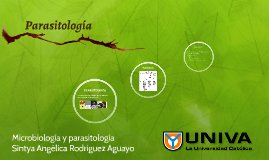 Parasitología: taxonomía y nomenclatura