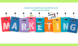 Capitulo 12 Canales de Marketing