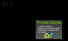 Forensic Chemist