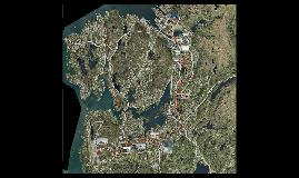 Bergen - langs bybanetraseen
