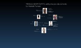 Triangular Body Shape