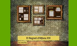 El Regnat d'Alfons XIII