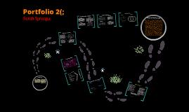 Copy of Portfolio 2