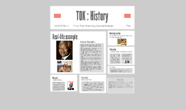 TOK : History