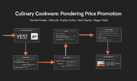 culinarian cookware pondering price promotion essay As a market leading brand primarily focusing in designing, manufacturing, distributing and marketing premium cookware, culinarian cookware takes pride in its outstanding product quality, advanced performance technology and the strong dealership with retail stores established throughout the years, which donald janus, the vp of marketing believes.
