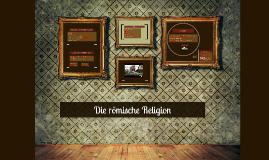 Copy of Die römische Religion