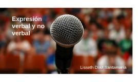 Expresión verbal y no verbal