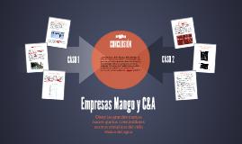 Empresas C&A y Mango