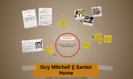 Guy Mitchell || Santor Home