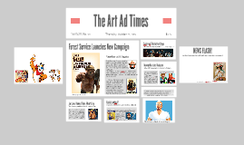 The Art Ad Times: How Graphic Images Help Sell EVERYTHING