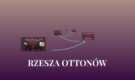 RZESZA OTTONÓW