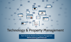 Copy of Technology & Property Management