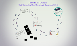 Copy of Mob Mentality:  how people are influenced by their peers to