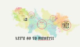 Let's go to disney!!