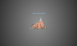 BRICK CALCULATOR