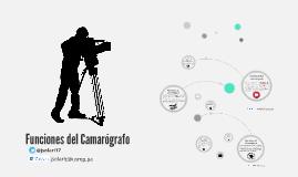 Funciones del Camarógrafo