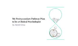 My Postsecondary Pathway Plan