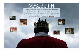 Macbeth Panel Presentation