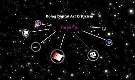 Doing Digital Art Criticism