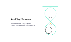 Disability Discussion