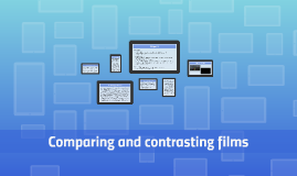 Comparing and contrasting films