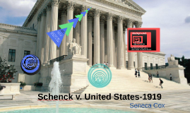 Schenck v. New York Seneca