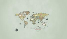 Nursing around the world