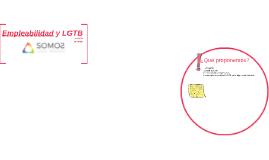 Empleabilidad y LGTB