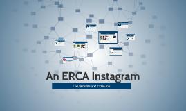 An ERCA Instagram